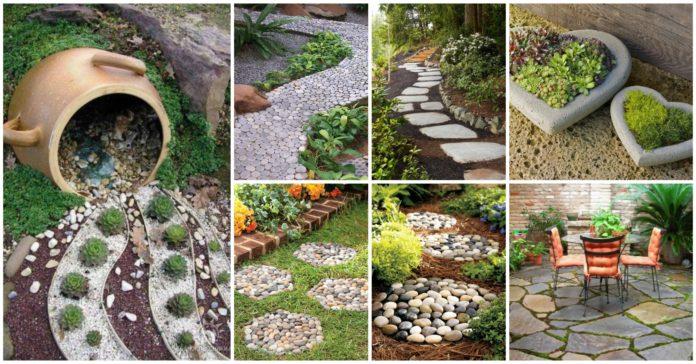 10 Ideas Para Arreglar Tu Jardin Con Poco Dinero Mi Libro De Ideas - Ideas-de-jardin