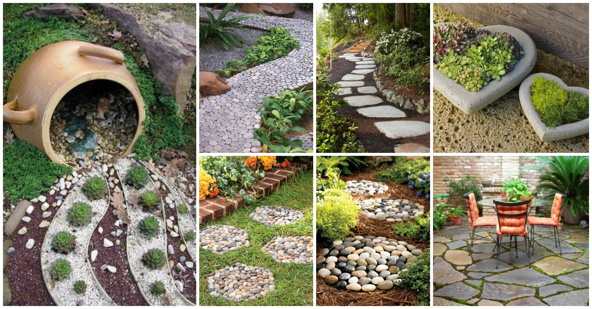 10 ideas para arreglar tu jard n con poco dinero mi for Ideas de patios y jardines