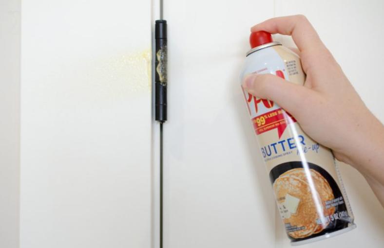 Como evitar que las puertas rechinen
