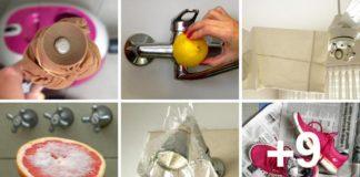 15 geniales trucos de limpieza que dejarán tu casa como nueva
