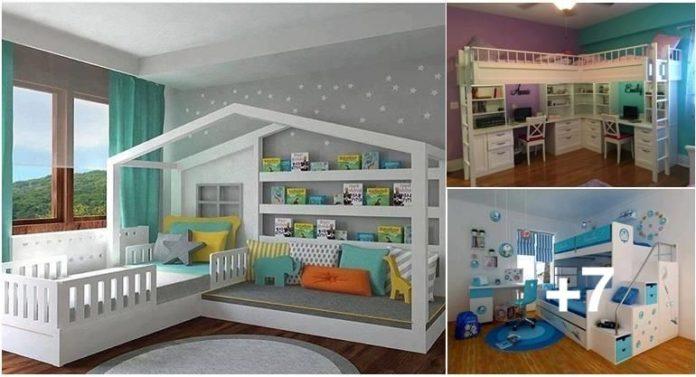 10 Ideas Y Disenos Para Decorar Habitaciones Infantiles Mi Libro - Imagenes-habitaciones-infantiles