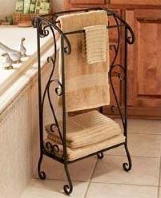 Muebles para las toallas