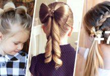 10 Peinados Para Ninas Super Faciles Y Rapidos Que Les Encantaran
