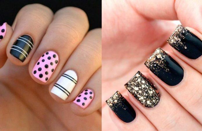 20 increíbles diseños de uñas que puedes hacer tu misma en casa