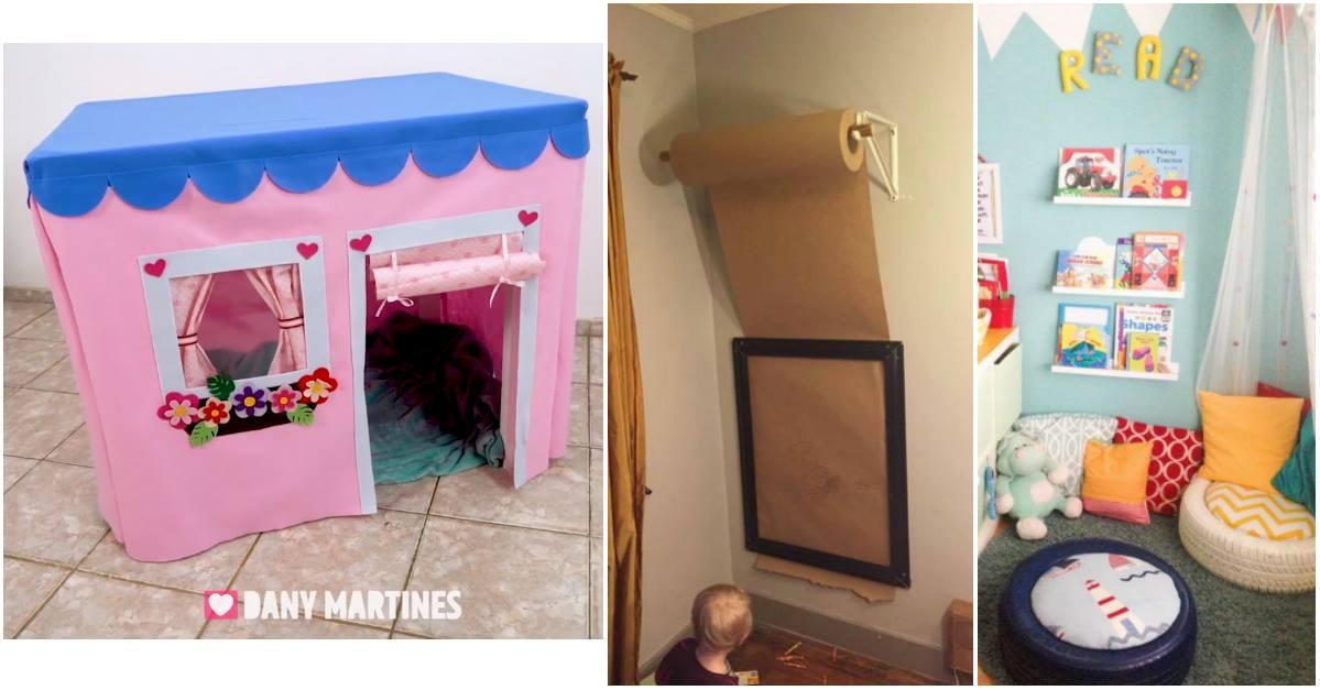 Manualidades f ciles para hacer en el hogar casitas juegos y m s mi libro de ideas - Manualidades para el hogar faciles y economicas ...