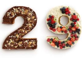 Aprende a hacer pasteles o tartas en forma de números