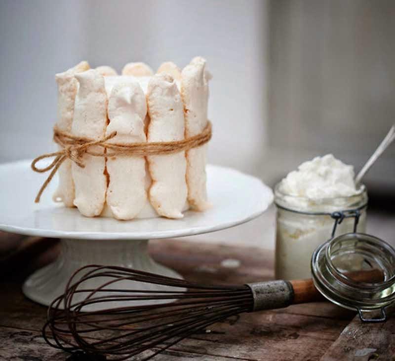 Envuelve tu tarta con melindros