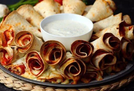 Mini conos de pizza, el aperitivo perfecto que tienes que preparar para tus celebraciones