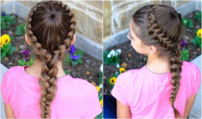 Peinados Fáciles Y Elegantes Para Niñas Perfectos Para