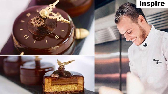 Usted no va a creer lo que este joven es capaz de crear con chocolate, verdaderas obras de arte